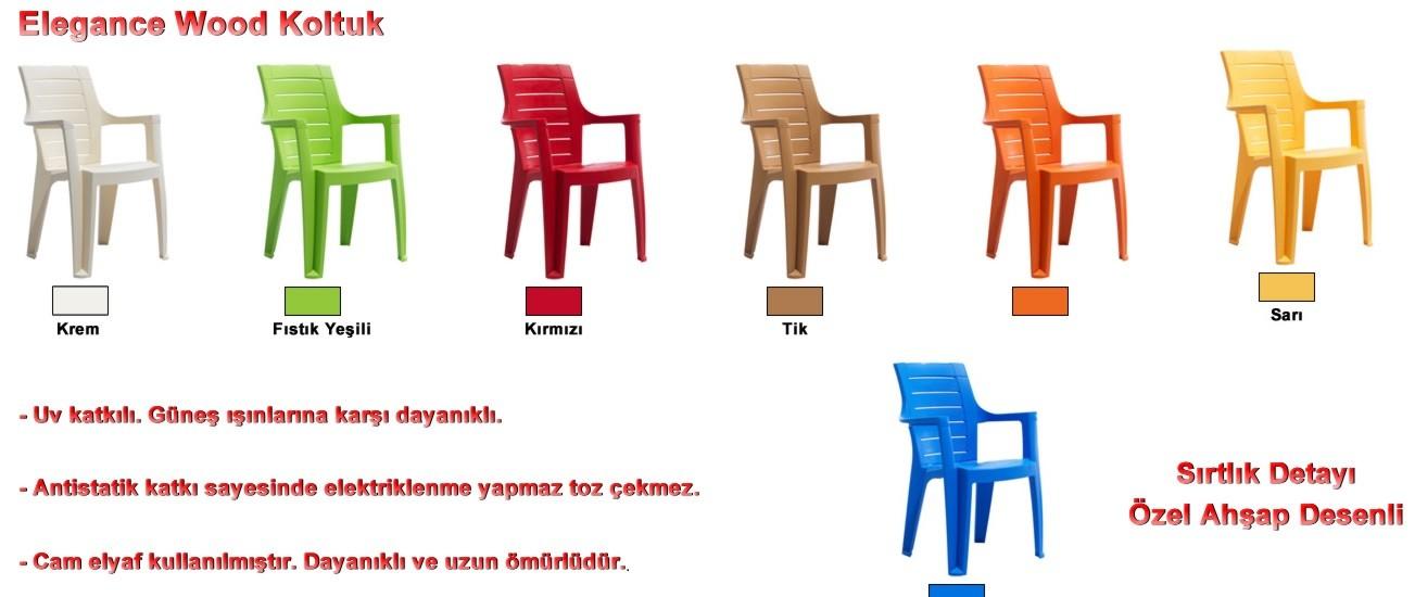Toptan plastik sandalye ürünleri